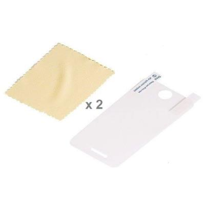 2 x PELICULA OZZZO EFECTO TRANSPARENTE PARA APPLE IPHONE 6 6S Plus