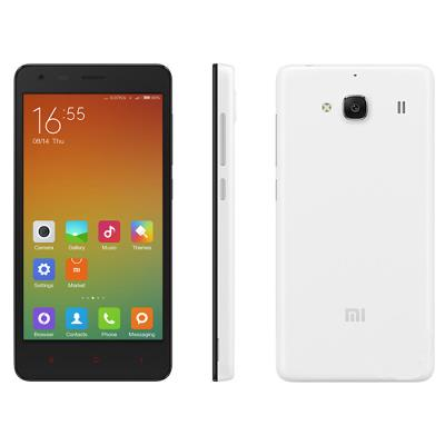 "SmartPhone Xiaomi Redmi Red Rice 2 4G 2GB/16GB Pantalla 4,7"" Dual SIM. Color Blanco"