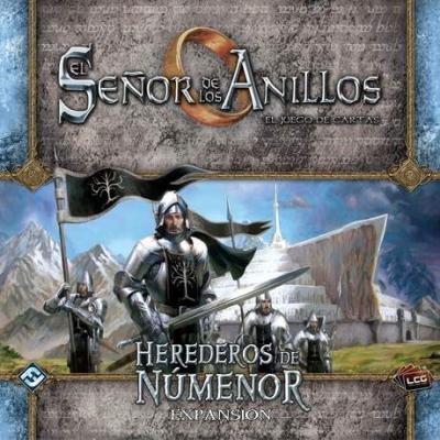El Señor de los Anillos Lcg: Herederos de Numenor