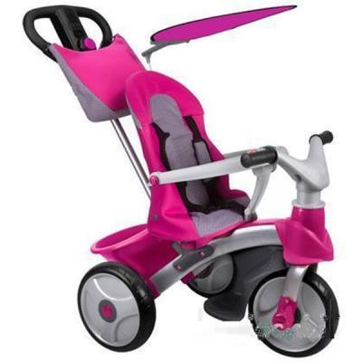 Baby trike easy evoluton pink feber
