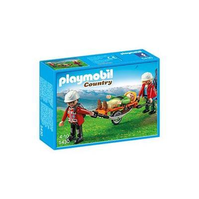 Playmobil 5430 Equipo de rescate de montaña