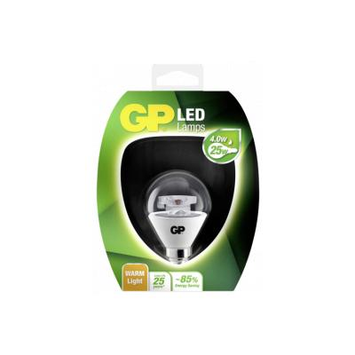 GP Lighting LED Mini Globus E-14 4W (25W) clear 2700K