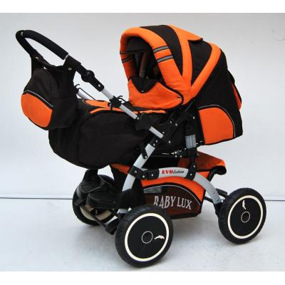 Evolution delfin cochecito carrito bebe combi 3en1 for Silla coche nino 4 anos