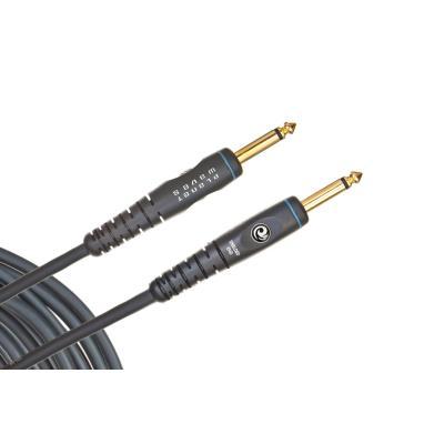 Cable P.Waves Guitarra 3m. 2 Jack Mono g 10