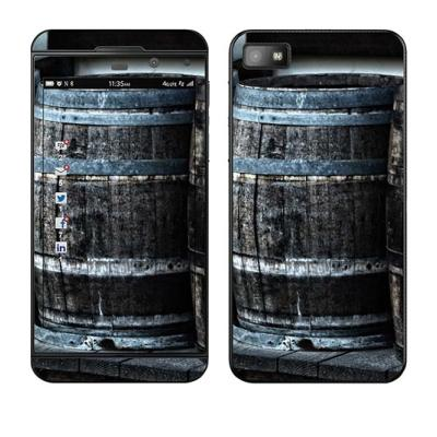 Skin Stickers Para Blackberry z10 (Sticker : Barriques)