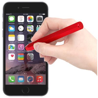 "Lápiz Rojo Para El Nuevo Apple iPhone 6 De 4.7""/ 6 Plus 5.5"" - ¡Evite Rayar La Pantalla De Su Valioso Smartphone! - Diseño Exclusivo - ¡Disponible En"