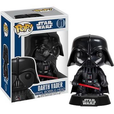 Figura Pop Star Wars: Darth Vader