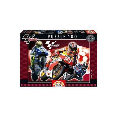 Moto GP Puzzle 100 piezas