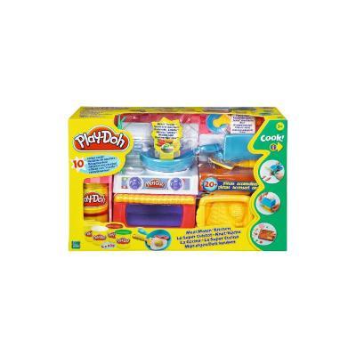 Hasbro 22465 plastilina play doh set de cocina en comprar gadget goodies y juegos en - Cocina play doh ...