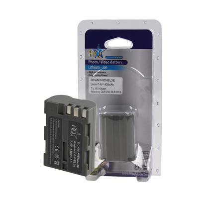HQ Digital Camera Battery 7.2 V 1500 mah