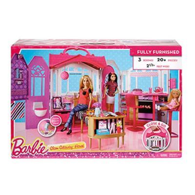 Casa de vacaciones barbie portatil