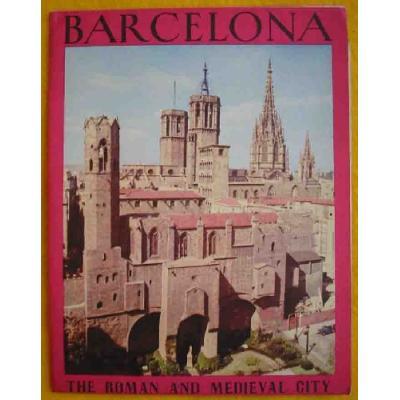 A o de publicaci n 1960 oficina municipal de turismo for Oficina de turismo barcelona