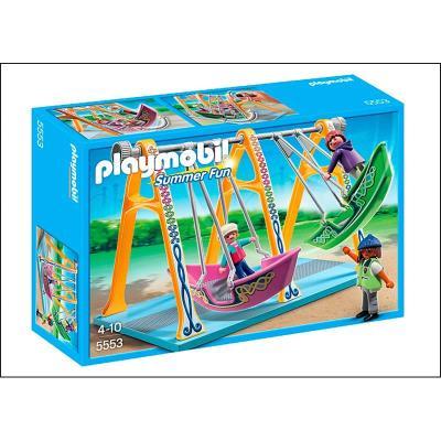 PLAYMOBIL 5553 Barcos-columpio