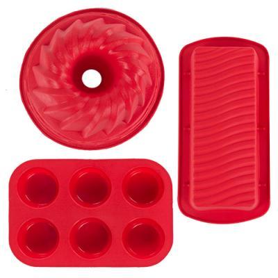 Moldes de silicona para reposter a 5 piezas en - Moldes de silicona para horno ...