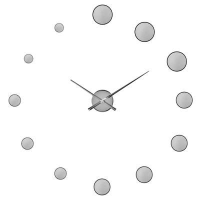 Reloj Adhesivo de Pared con Diseño Original de Puntos