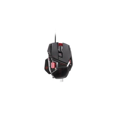 Mad Catz Raton Gloss Black PC MCZ R.A.T.7