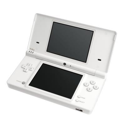 Nintendo DSi Console, White