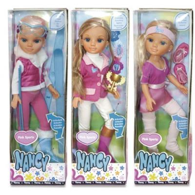 Nancy Pink Sports