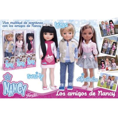 Nancy, Sus Amigos ( Solo Susi-Ly)