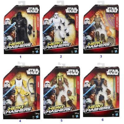 Star wars hm figura (precio unidad)