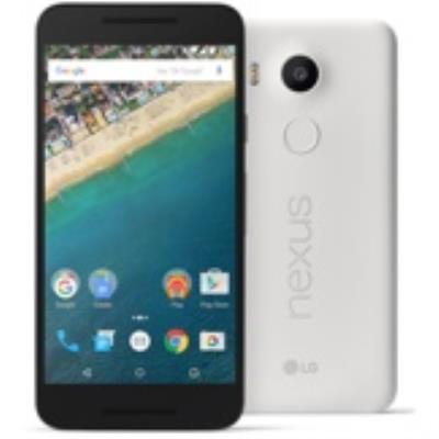 Google Nexus 5X (32 GB, blanco cuarzo)
