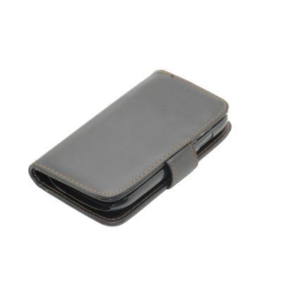 Carcasa de protección en Sucedaneos cuero para Samsung galaxy S3 mini I8190