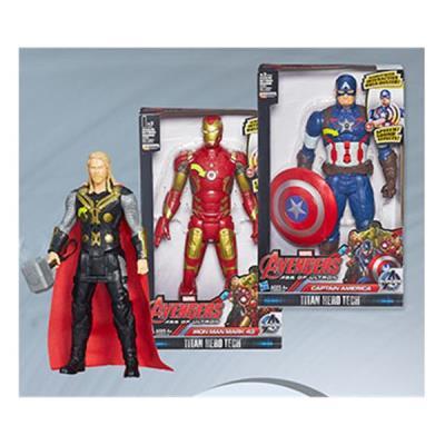 Avengers figura electronica