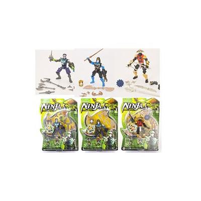 Figura ninja playset 3 (precio de la unidad)
