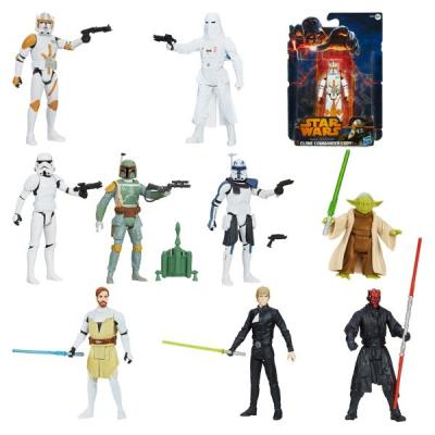 Star wars saga legends figura