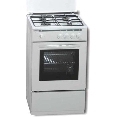 Cocina convencional con quemadores de butano rommer vch450 for Quemadores de cocina de gas butano