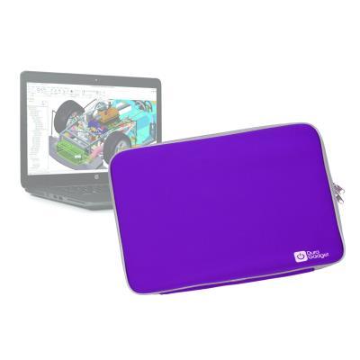 Funda De Neopreno Morada Para HP Zbook 15u - ¡Máxima Protección Para Su Ordenador! - ¡Resistente Al Agua! Por DURAGADGET