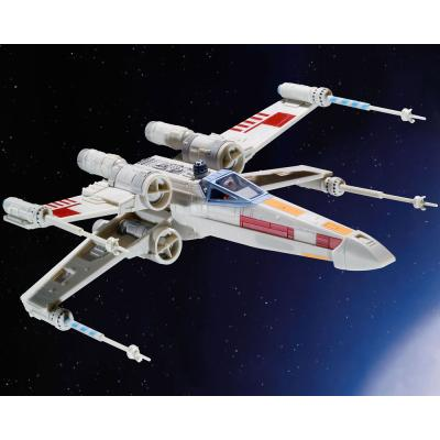 Star Wars Maqueta EasyKit 1/57 Luke Skywalker´s X-Wing Fighter 22 cm