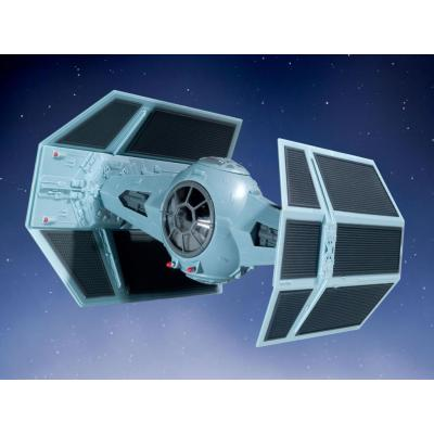 Star Wars Maqueta EasyKit 1/57 Darth Vader´s TIE Fighter 16 cm