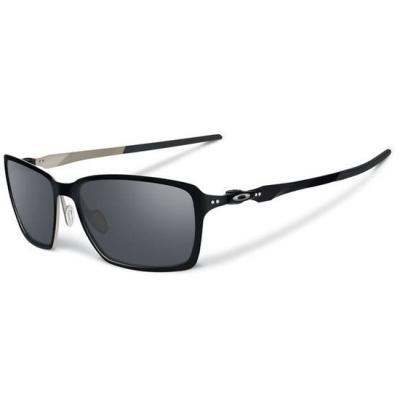 Oakley OO4082 (TINCAN) - 408203 (POLISHED BLACK/black iridium) - Gafas de sol