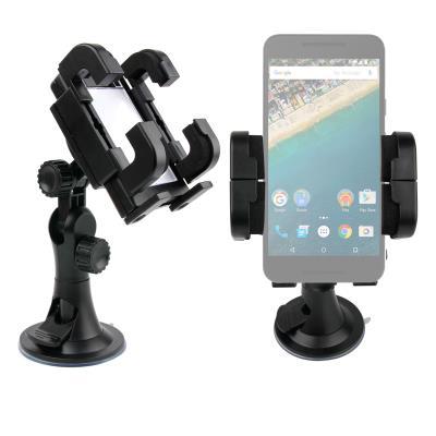 Montaje / Soporte Coche Para LG Google Nexus 5X / Huawei Google Nexus 6P - Uso En Parabrisas / Salpicadero / Rejilla De Ventilación Por DURAGADGET