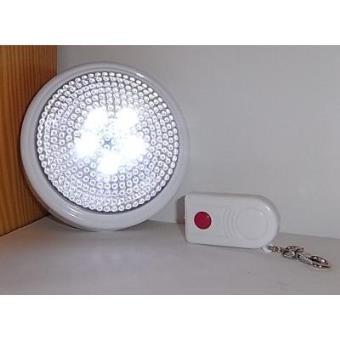 Lampara luz de leds sin instalaci n con mando a distancia - Luz con mando a distancia ...