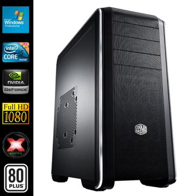 Gaming PC Ultimate (Intel i5-4460 4x3 2Ghz, Geforce GTX980 4096Mb, 32Gb RAM, 3000Gb HDD, USB 3.0, Full HD 1080p, Alim 80+, Win 7 Pro)