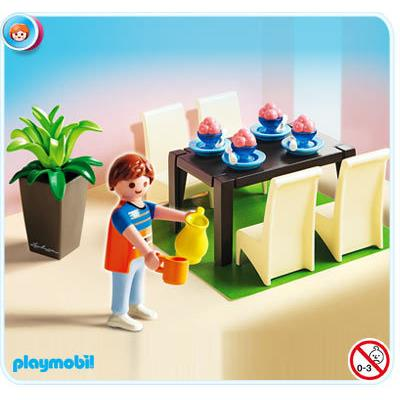 Comedor 5335 - Playmobil
