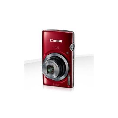"Camara Digital Canon Ixus 160 Roja 20mp Zoom 16x/ Zo 8x/ 2.7"" Litio/ Videos hd/ Modo Eco/ Kit Funda/ Tarjeta 8gb"