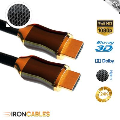 Cable hdmi hi speed metal ethernet alta calidad 20 - Cable ethernet 20 metros ...