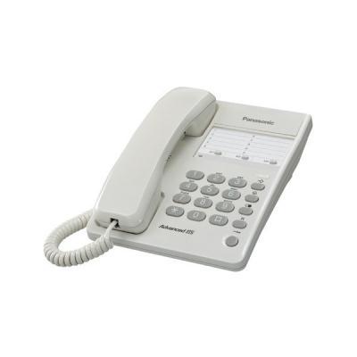 Telefono Sobremesa Panasonic Kxts100exw Blanco