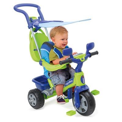 Juguettos Triciclo Baby Plus Music C/Toldo