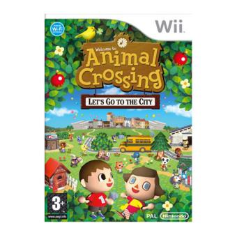 Animal crossing selects wii para los mejores videojuegos for Agrandissement maison animal crossing wii