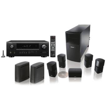 denon bose sistema 9212db home cinema 5 1 home cinema. Black Bedroom Furniture Sets. Home Design Ideas