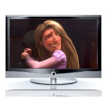 loewe art 40 led 3d smart tv silver tv led los mejores precios en. Black Bedroom Furniture Sets. Home Design Ideas