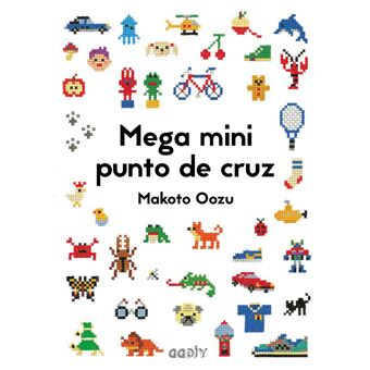 Mega mini punto de cruz