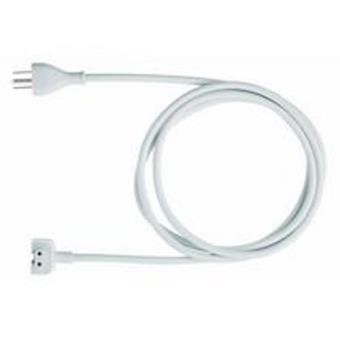 Apple cable alargador para el adaptador de corriente for Alargador de corriente
