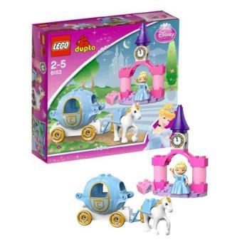 Lego la carroza de cenicienta sinopsis y precio fnac - Carroza cenicienta juguete ...