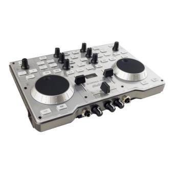 Hercules dj console mk4 mesa de mezclas tarjetas for Mesa de mezclas dj
