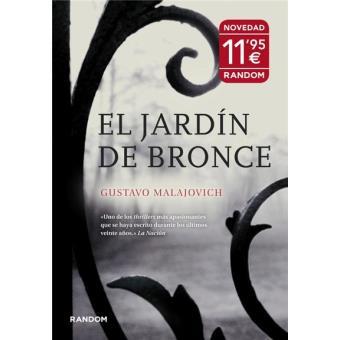 El jard n de bronce gustavo majalovitch compra libro for El jardin de bronce serie